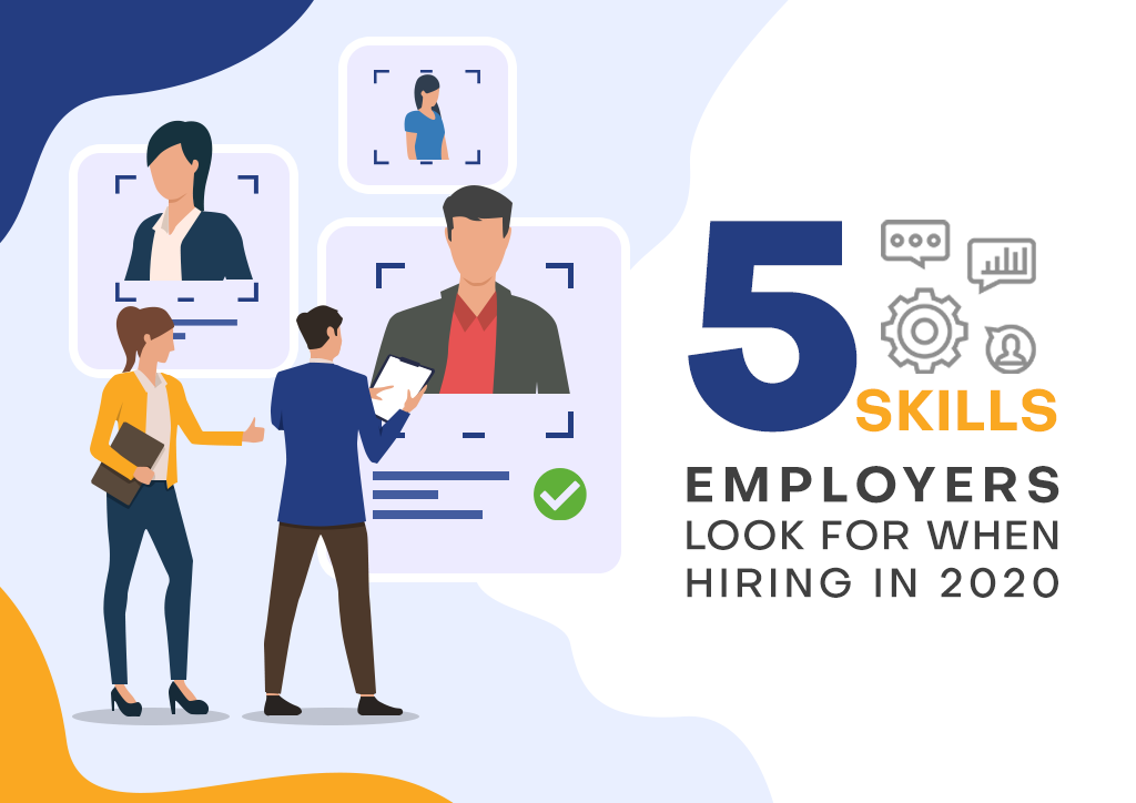 5 skills employer are looking for