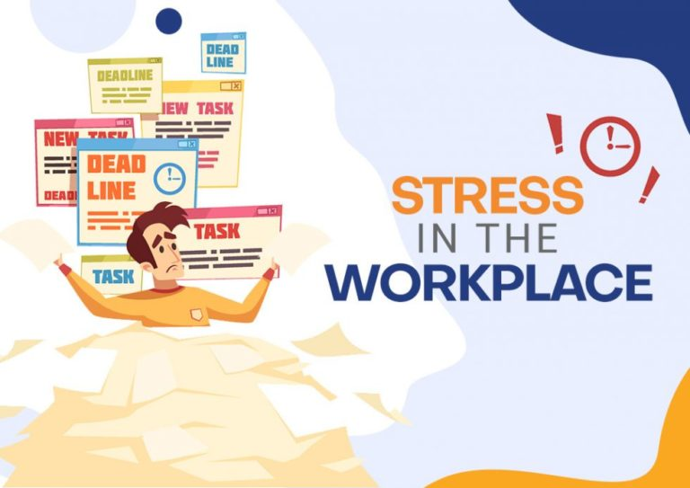 Stress- n the workplace